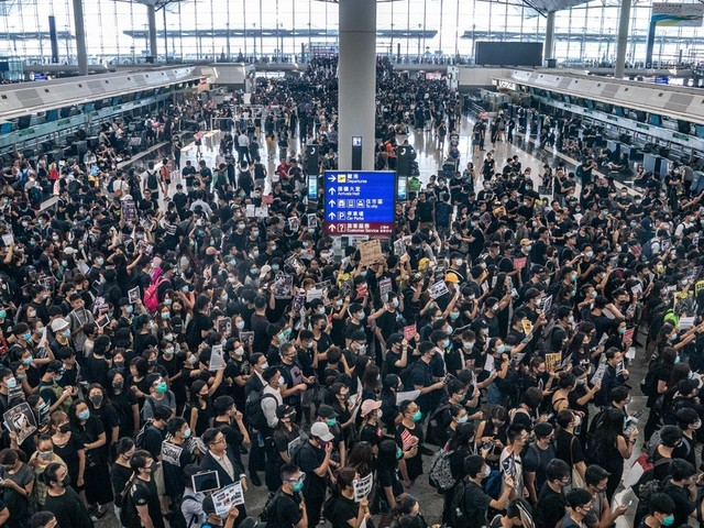 What's Happening In Hong Kong? Here's Why People Are Protesting