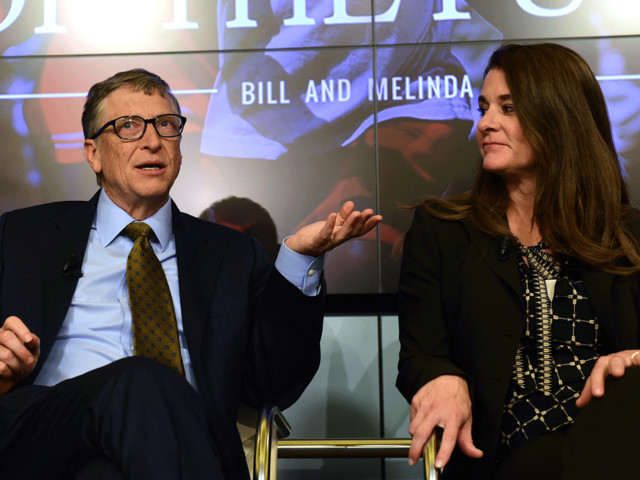 With no pre-nuptial agreement declared, Bill and Melinda Gates' split leaves billions in play
