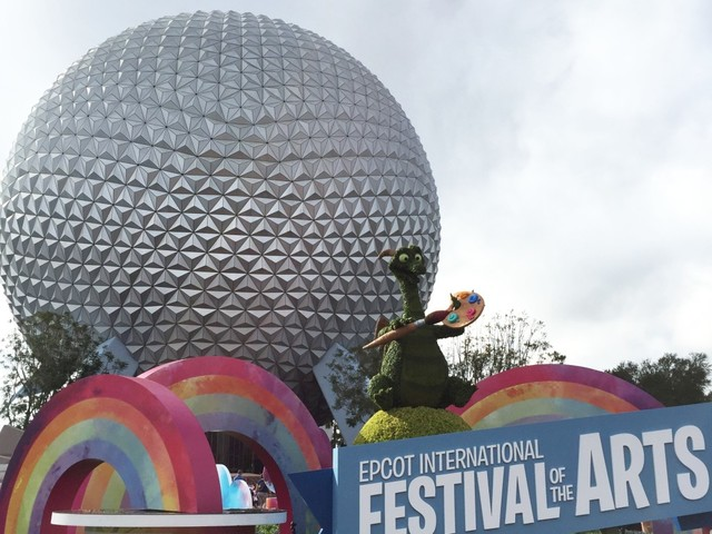 Preview: Epcot International Festival of the Arts Celebrates Creativity with Food, Entertainment, and Merchandise