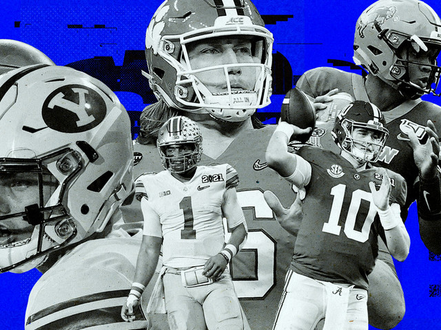 Finding the perfect fit for the NFL Draft's top QBs