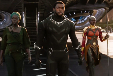 New 'Black Panther' Trailer Dives Into The Intense World of Wakanda: Watch
