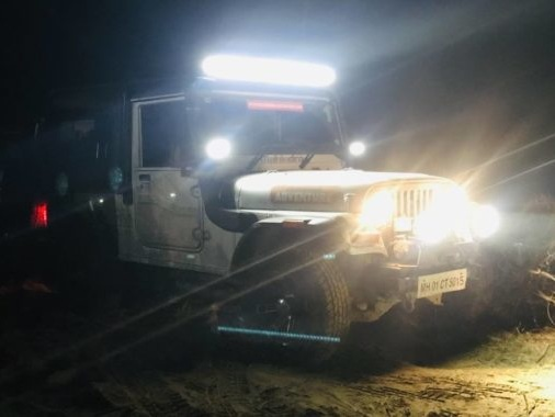 Our Experience At The Mahindra Adventure Camp Out