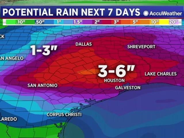 Houston Weather: Cool sunshine for Houston on Wednesday