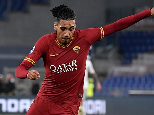 Roma manager Paulo Fonseca wants to sign BOTH Chris Smalling and Henrikh Mkhitaryan