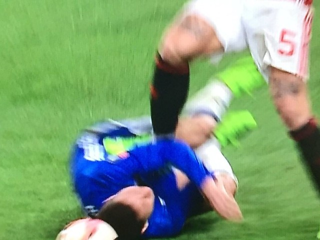 WATCH: Rojo deserves suspension for shocking stamp on Hazard