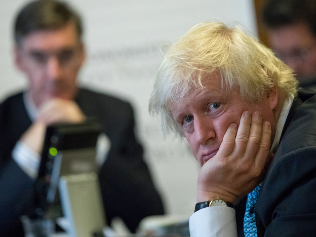 Boris Johnson 'Self-Destructing' And Dragging Country Down With Him, Former Right-Hand Man Says