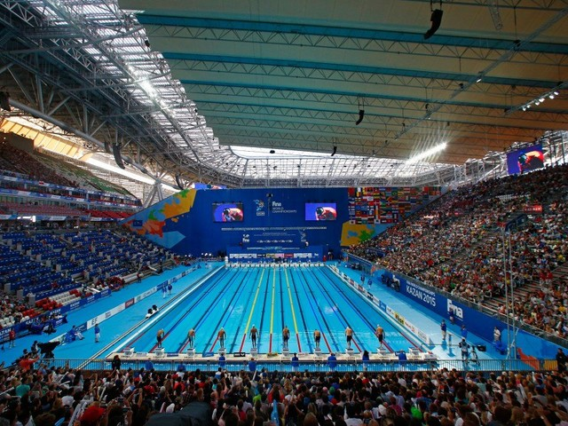 Kazan and Budapest awarded 2025 and 2027 World Aquatics Championships
