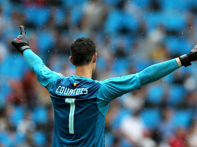 Courtois talks children and Madrid as transfer rumors catch fire, again