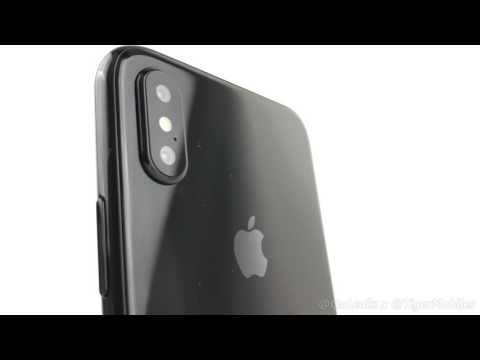 New Dummy Video Gives Yet Another Look at Prospective iPhone 8 Design