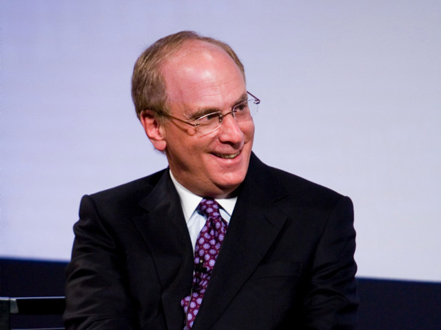 The world's largest money manager is making a killing on the hottest investment product around (BLK)