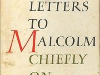Letters to Malcolm: Chiefly on Prayer by C. S. Lewis