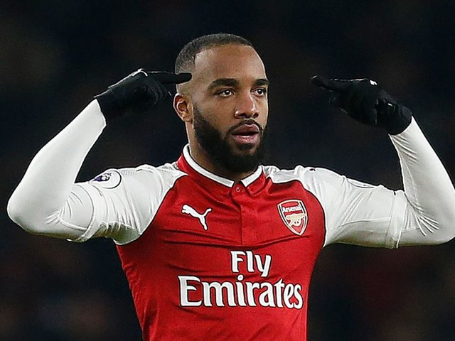 Alexandre Lacazette claims Arsenal were targeting Champions League return instead of a title challenge