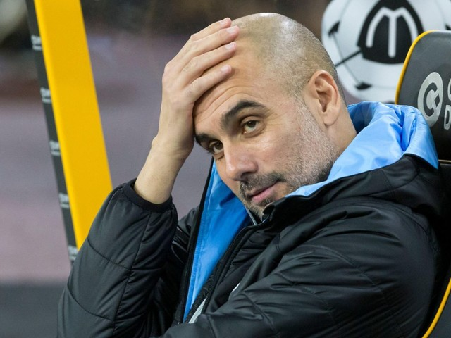 Pep Guardiola now ODDS-ON to leave Man City before the start of next season after club are BANNED from Champions League