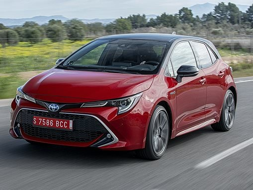 Just in time for March's '19' plate and Brexit deadline comes new British-built Toyota Corolla