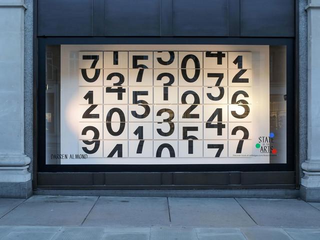 Crossrail artists takeover Selfridges shop windows
