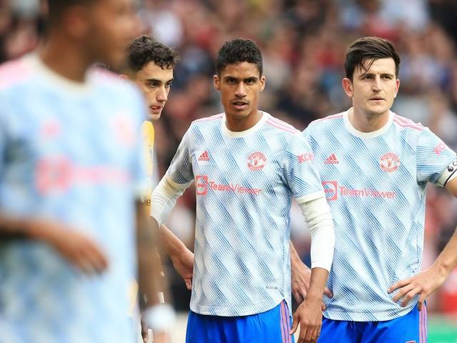 Manchester United defender Raphael Varane dismisses Harry Maguire and Sergio Ramos comparison