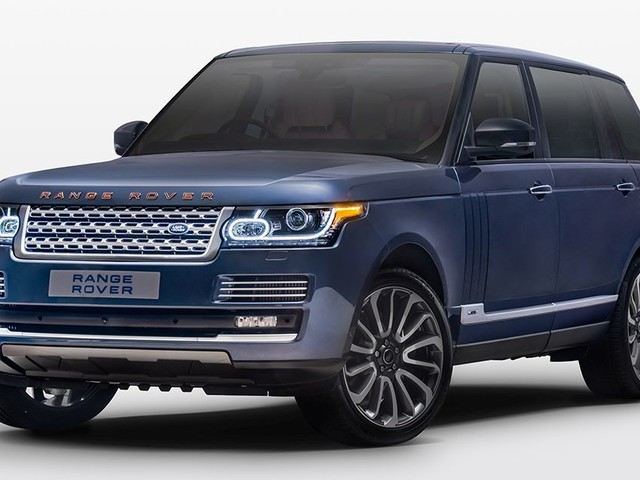 New Land Rover Range Rover Autobiography By SVO Bespoke Launched In India
