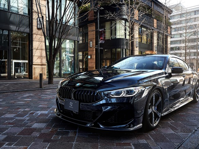 3D Design put their own touches on the BMW 8 Series Gran Coupe