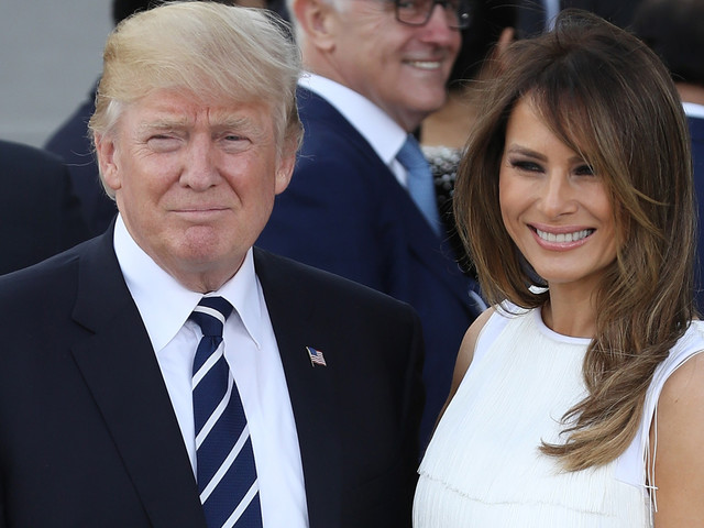 Donald & Melania Trump Will Not Attend Kennedy Center Honors