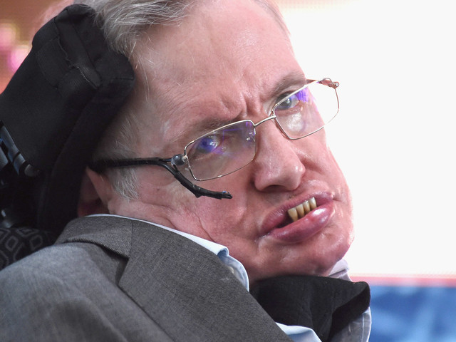 Donald Trump's Anti-Science Agenda Leaves Stephen Hawking Feeling Unwelcome In U.S.