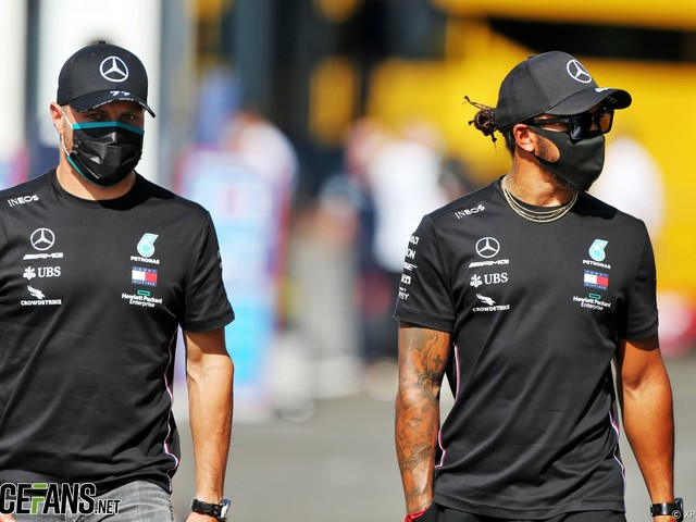 Why Mercedes prefer Hamilton and Bottas over Vettel or Russell for 2021 | 2020 British Grand Prix