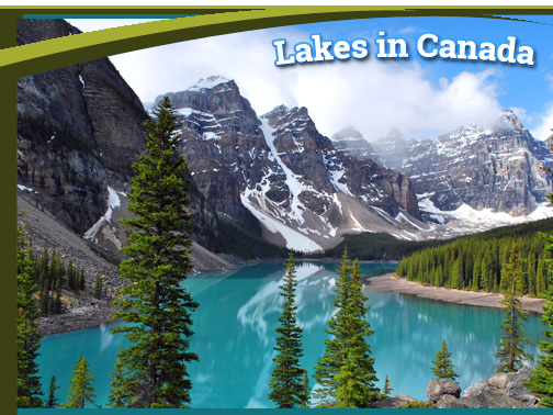 Five Lakes to Visit in Canada