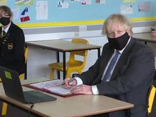 Boris Johnson on moving from journalism to politics