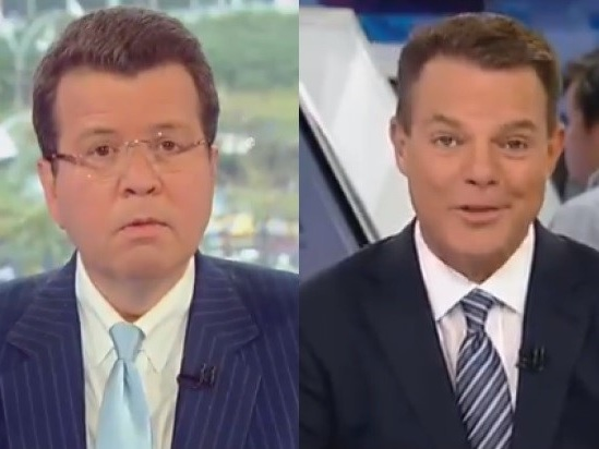 Fox News On-Air Hosts at a Loss for Words Over Shepard Smith's Departure