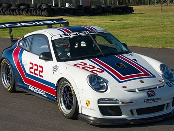 Porsche 911 GT3 Cup ANDIAL Edition First Drive