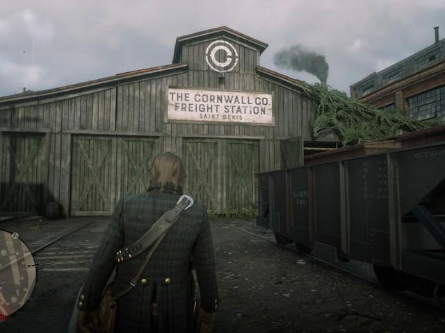 Red Dead Redemption 2: Le Tresor Des Morts treasure maps and location