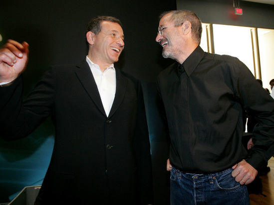 Bob Iger Recalls Pitching Steve Jobs With the 'Crazy Idea' for Disney to Buy Pixar in New MasterClass (Exclusive Video)