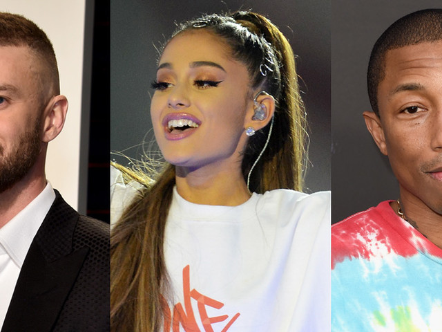 Justin Timberlake, Ariana Grande, Pharrell Williams, & More Announced for Charlottesville Concert