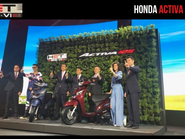 Honda Activa 125 BS6 Launched – 5 Things To Know