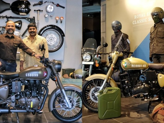 Royal Enfield Classic 500 Pegasus Buyers Disappointed After The Launch Of 350 Signal ABS