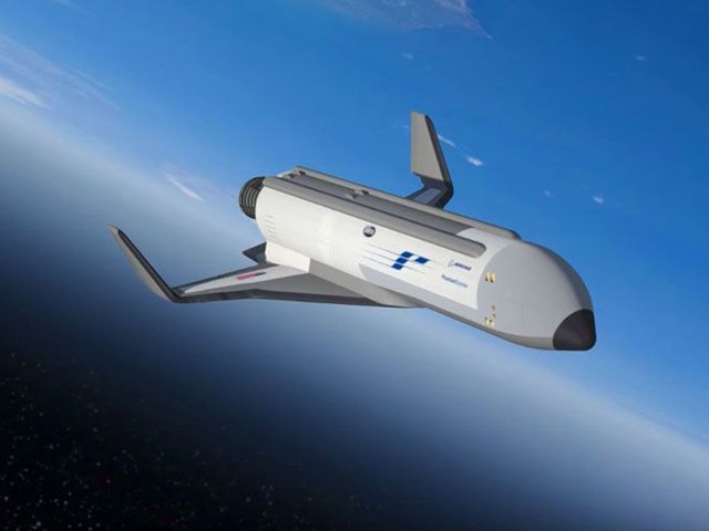 DARPA reveals design of its space plane for faster, cheaper satellite launches
