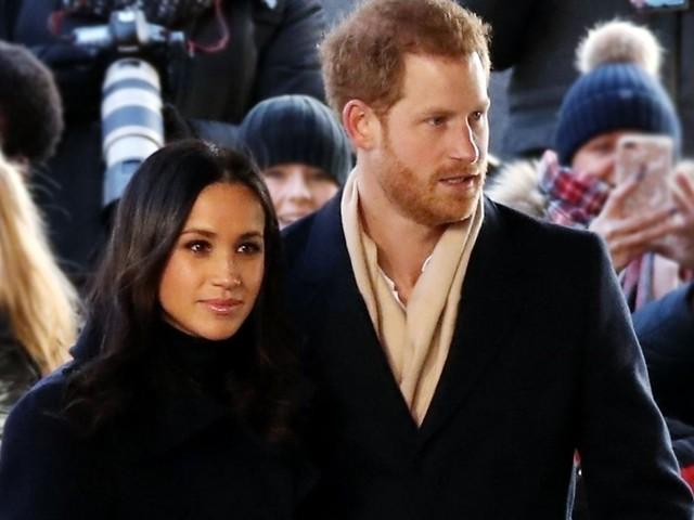 Meghan Markle & Prince Harry On High Alert After Anthrax Terror Threat