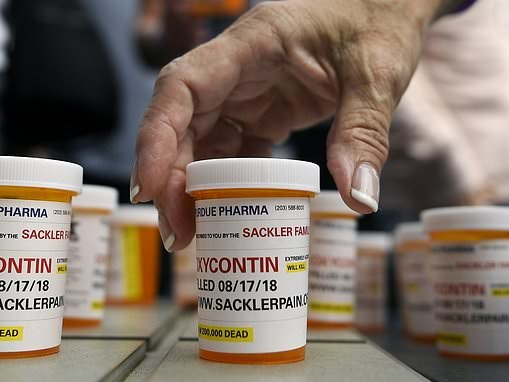The Sackler family wanted to sell OxyContin as an UNCONTROLLED substance, court documents allege