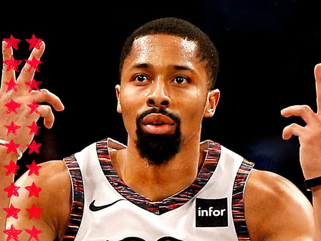 Spencer Dinwiddie's all-star play for the Nets without Kyrie Irving is no fluke