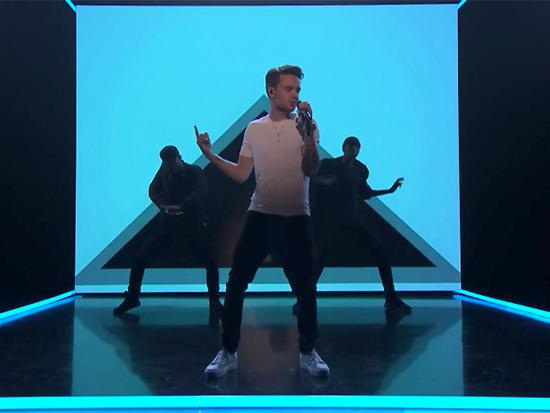 Liam Payne Makes His US Solo TV Debut On 'Fallon'