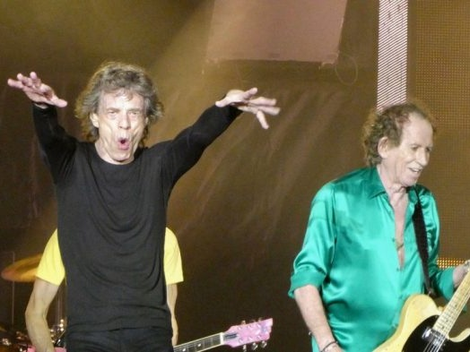 Concert Review: Rolling Stones Gather No Sentiment or Flab at Fierce Rose Bowl Show