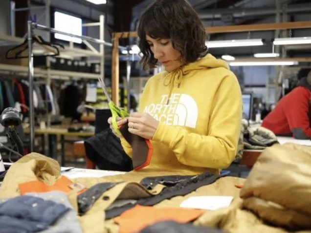 Sustainability-Focused Employee Programs - The North Face is Sending Its Designers Back-to-School (TrendHunter.com)