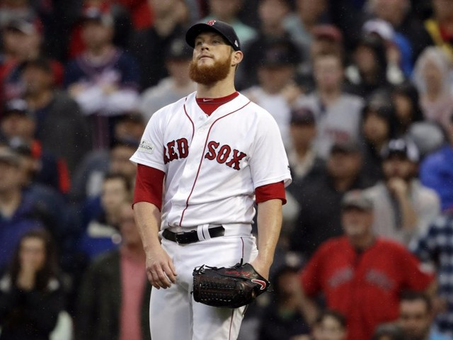 Astros advance to ALCS after Red Sox fall apart in disastrous final 2 innings