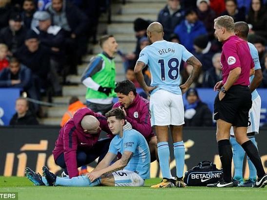 Man City star injured, ruled out for 4-6 weeks; Guardiola blames pointless international friendlies