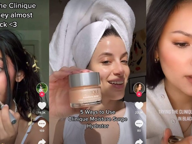 Clinique's global president reveals how the company is winning over younger skincare enthusiasts on TikTok with the help of influencers