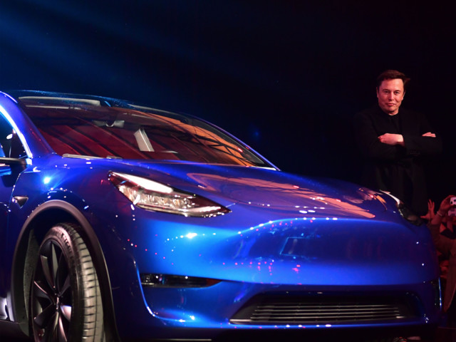 Tesla Model Y 2020: design, interior specs, price and UK release date