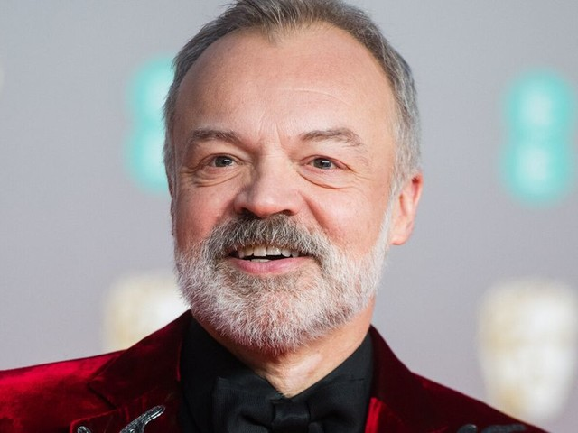 Graham Norton Explains Why The Pandemic Made Him Rethink His Plans To Retire