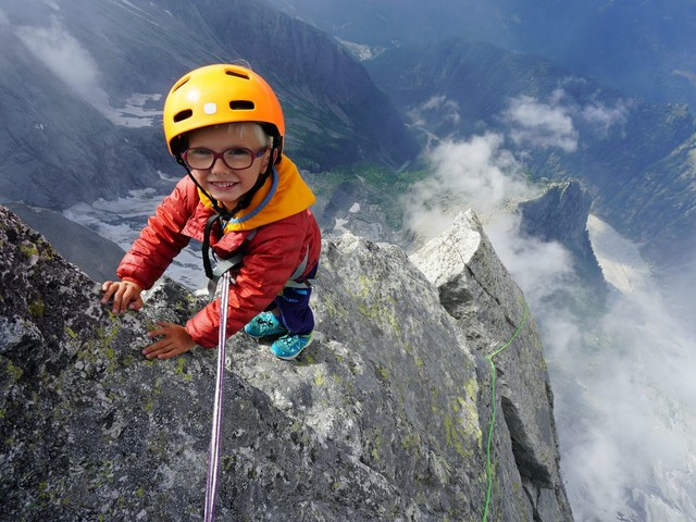 British boy, 3, becomes youngest person to reach summit of 10,000ft mountain