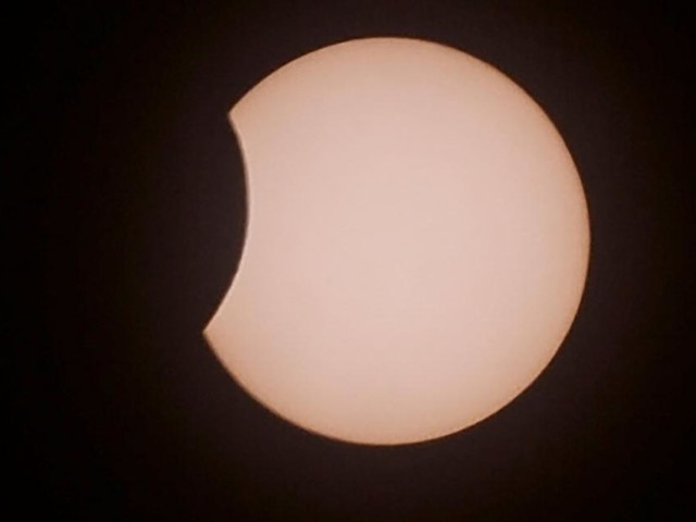 'Ring of fire' solar eclipse to dim Africa, Asia