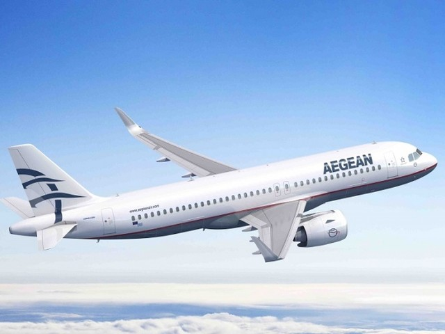 Aegean breaks passenger records in 2019