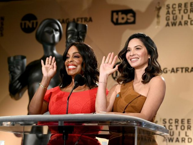 The 2018 SAG Awards Will Be Presented by an All-Female Lineup, Because Women Are Awesome